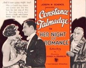Her Night of Romance (1